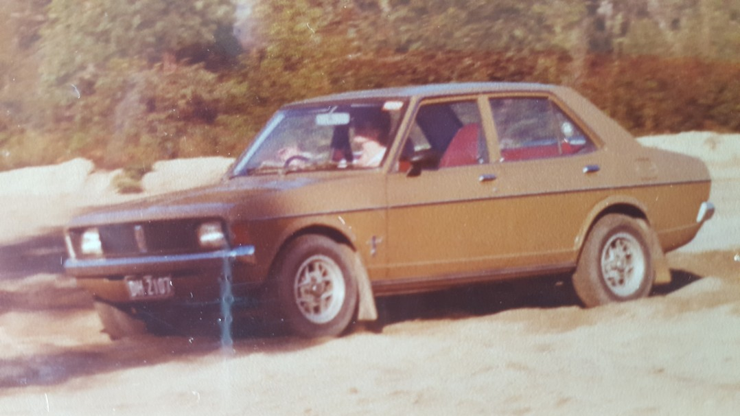 1972 Mitsubishi Galant GA