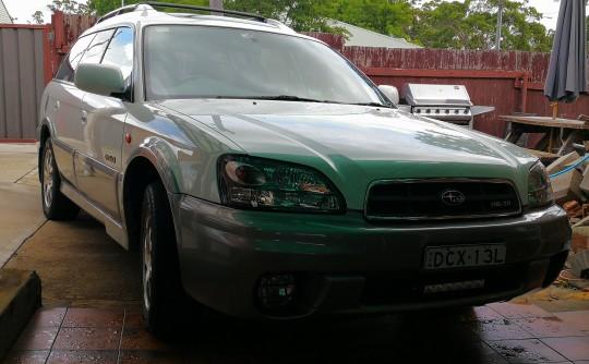 2002 Subaru Outback h6