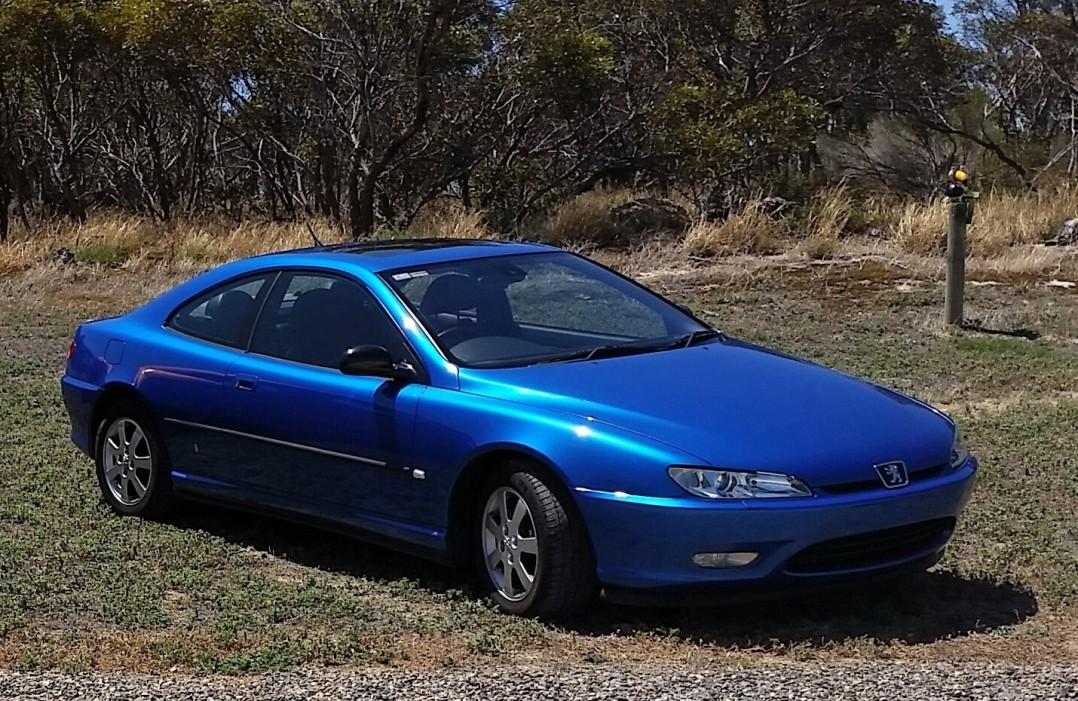 2002 Peugeot 406