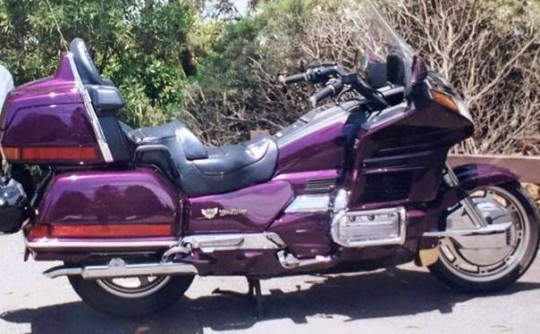1997 Honda Goldwing GL1500 Aspencade