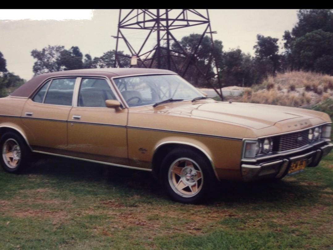 1976 Ford FAIRLANE 500