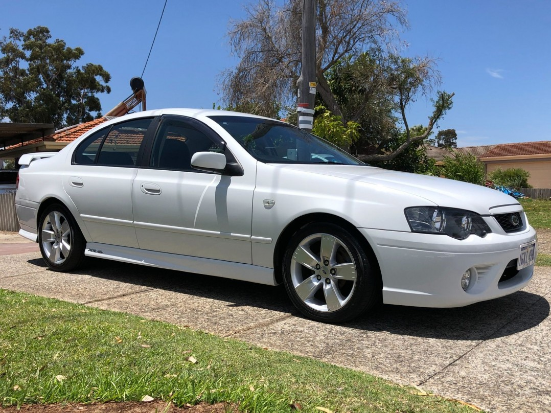 2006 Ford Bf XR6