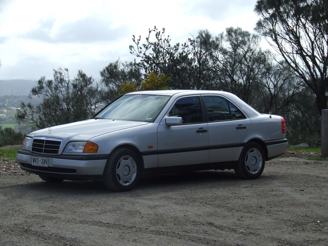 1994 Mercedes-Benz C180 CLASSIC