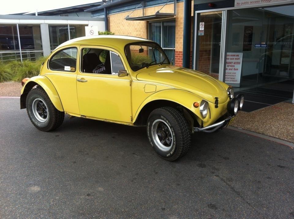 1976 Volkswagen BEETLE 1.6