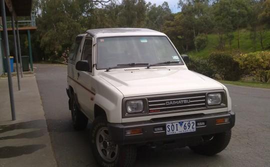 1989 Diahatsu Feroza