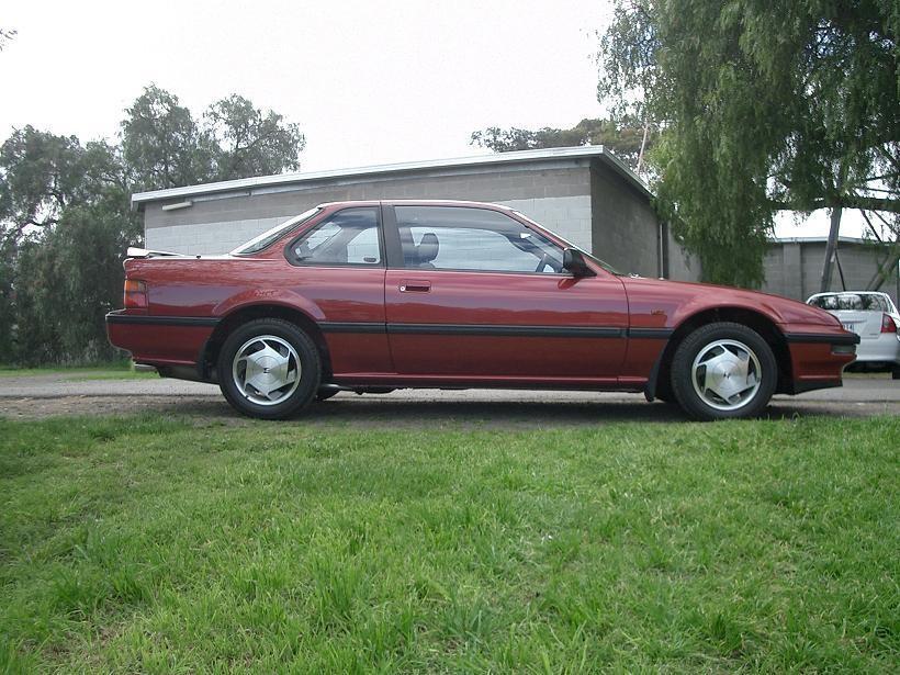 1989 Honda PRELUDE Si (4WS)