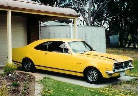 1969 Holden Hk