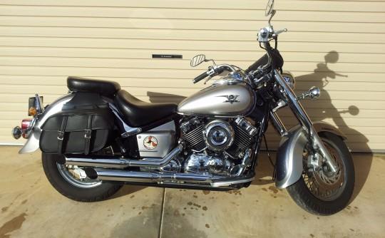 2001 Yamaha 649cc XVS650