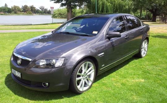 2007 Holden CALAIS V