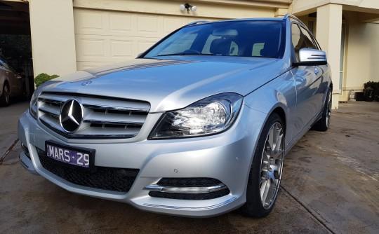 2013 Mercedes-Benz C250 CDI AVANTGARDE BE