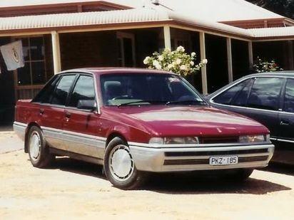 1987 Holden VL