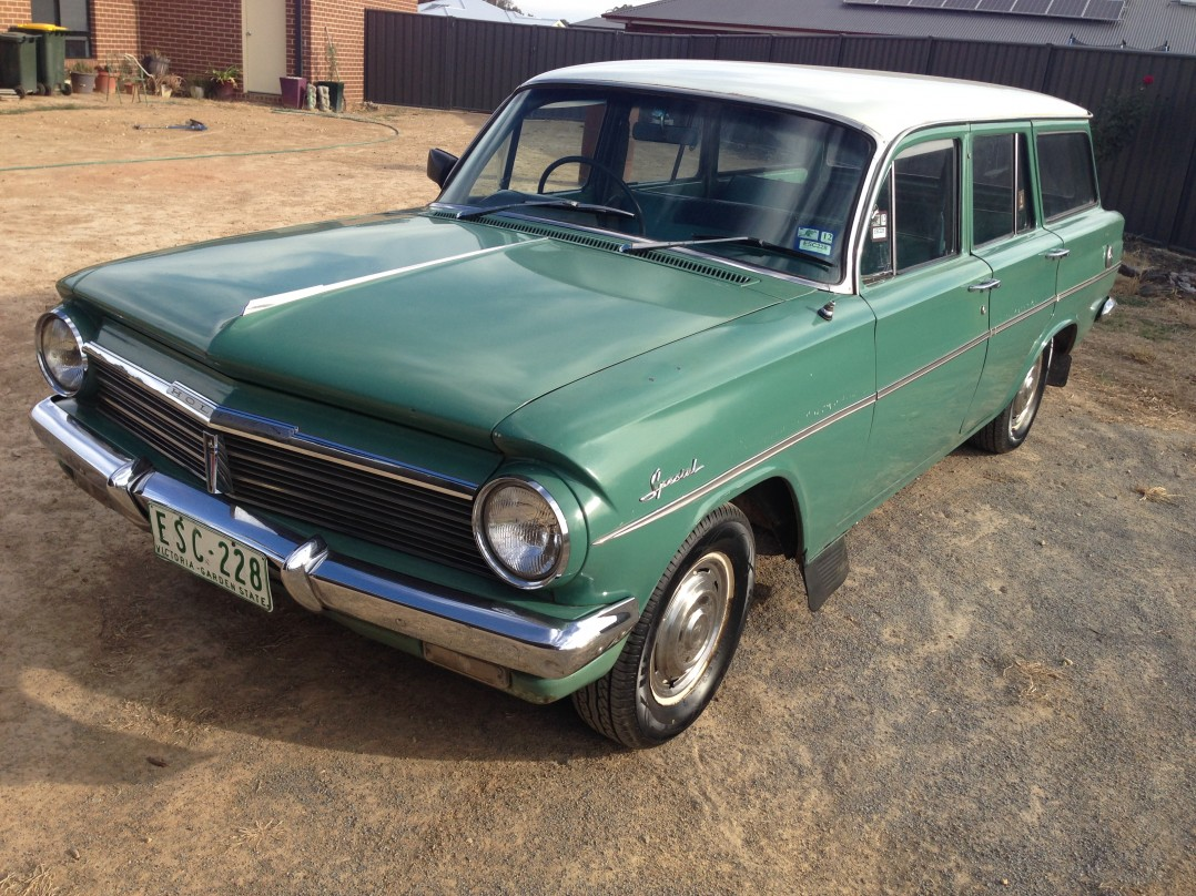 1964 Holden EH Station Wagon Special