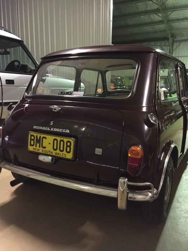1969 Mini Cooper S MKll