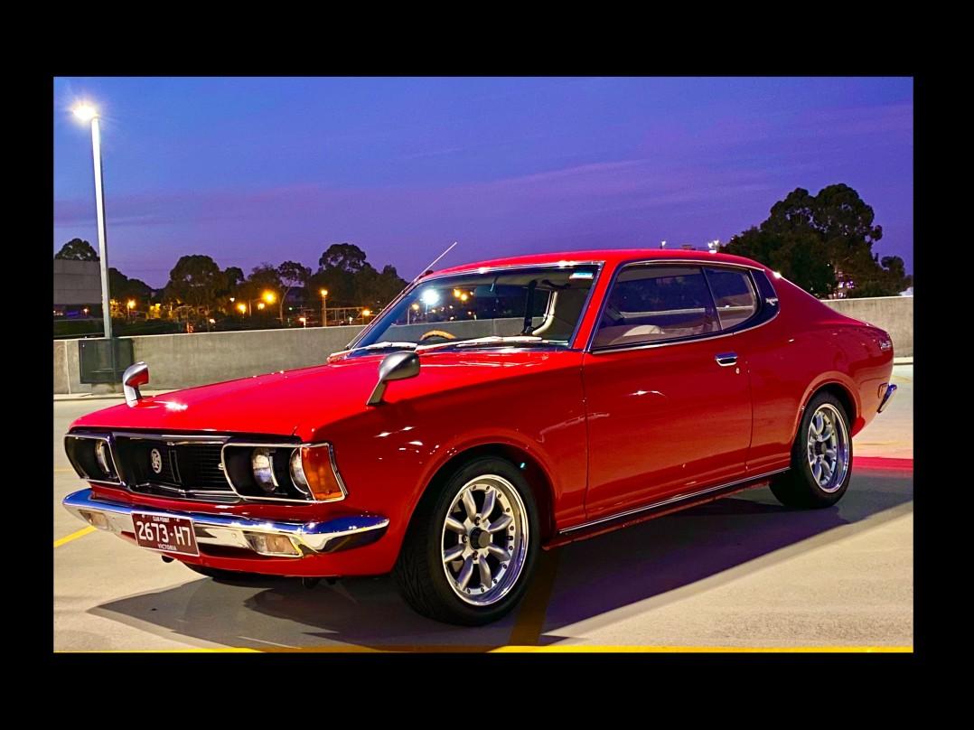 1976 Datsun 180B SSS