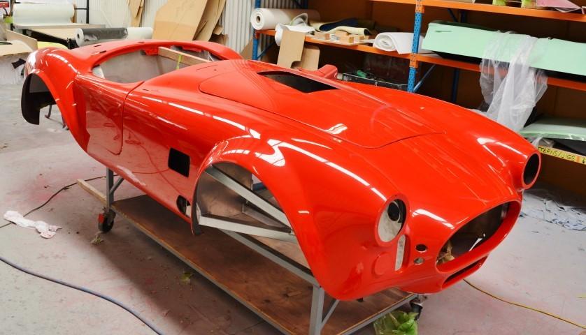 1966 AC Cobra absoulte pace 427