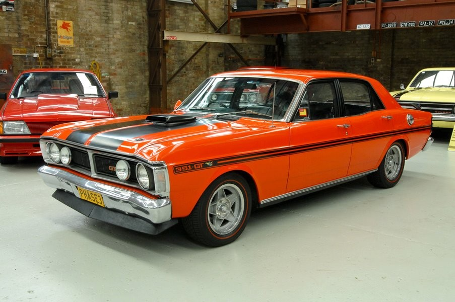 1971 Ford XY GTHO Phase 3