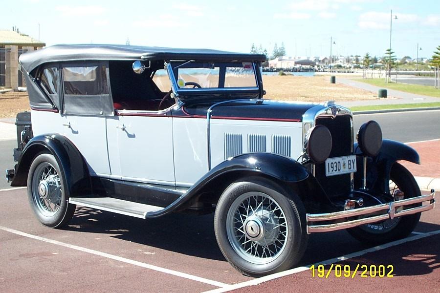 1930 Chevrolet AD Tourer