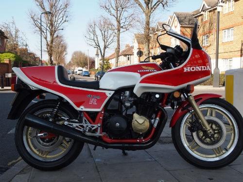 1981 Honda CB1100RB