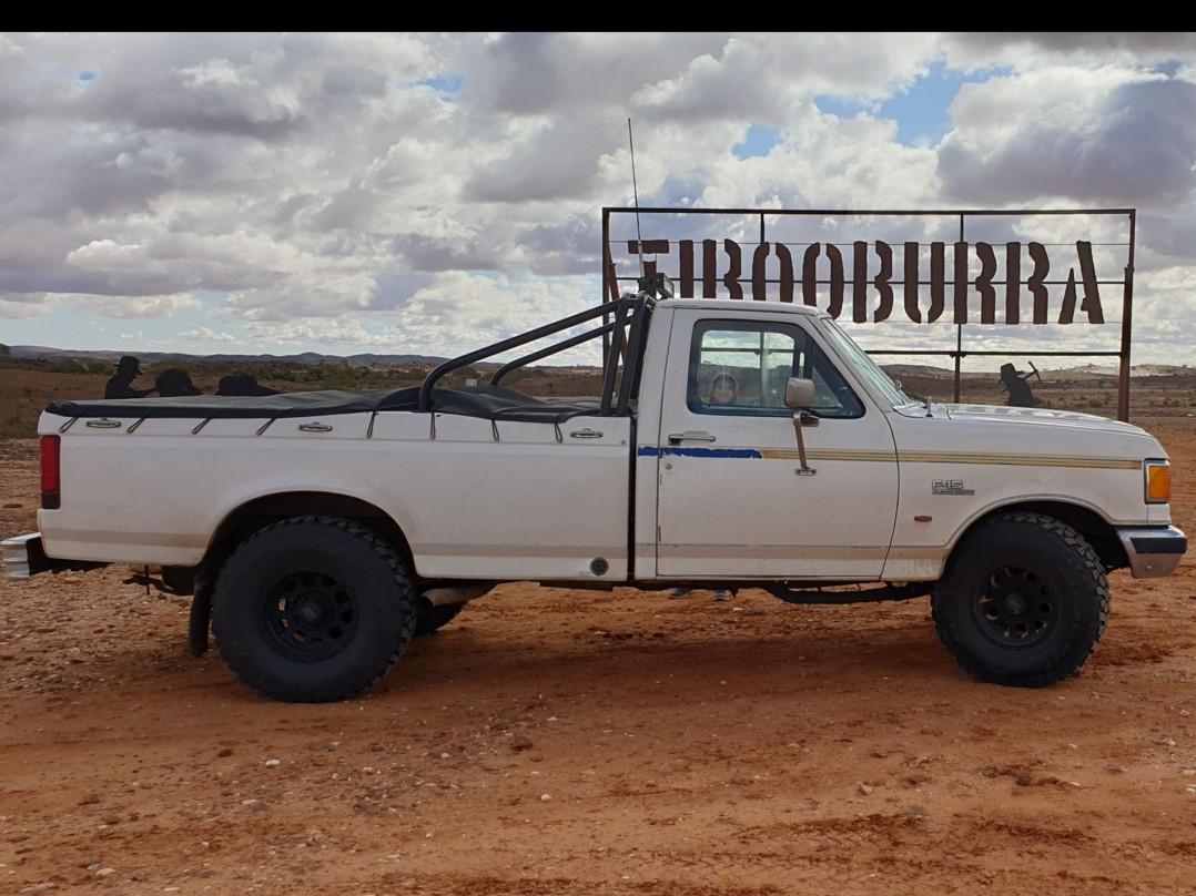 1991 Ford F150 XLT