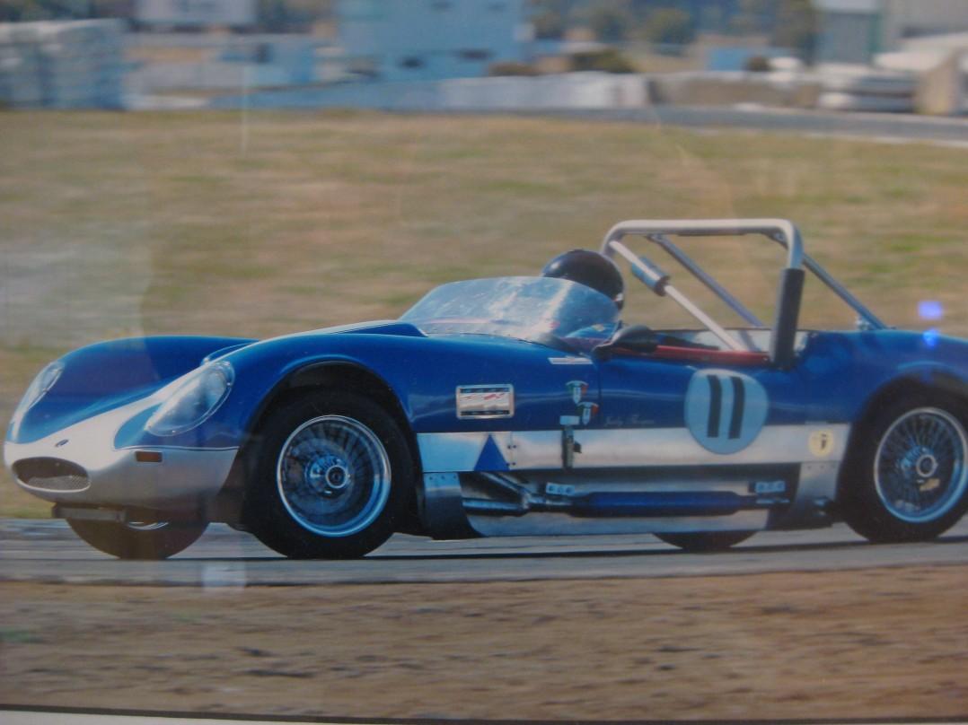 1964 Bolwell MK4A