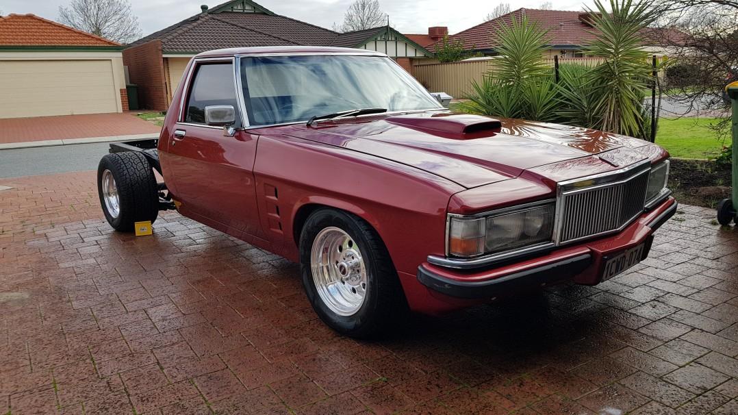 1984 Holden WB One Tonner
