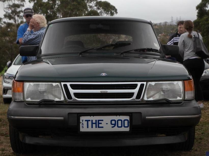 1993 SAAB 900 i