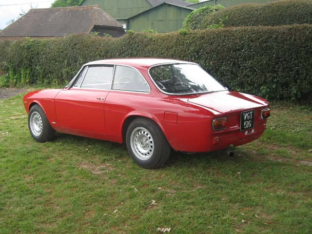 1966 Alfa Romeo GTA Replica