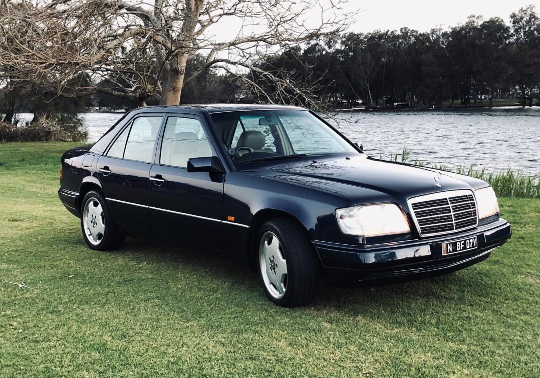1995 Mercedes-Benz E280