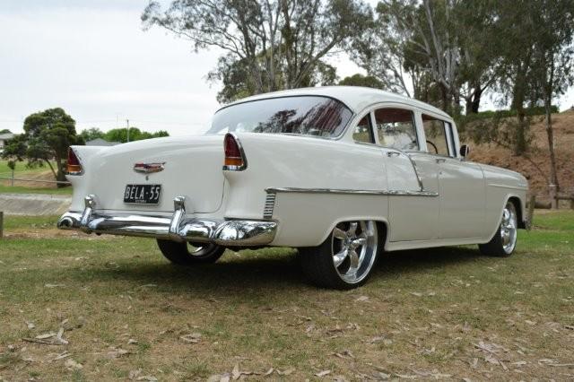 1955 Chevrolet bel-air