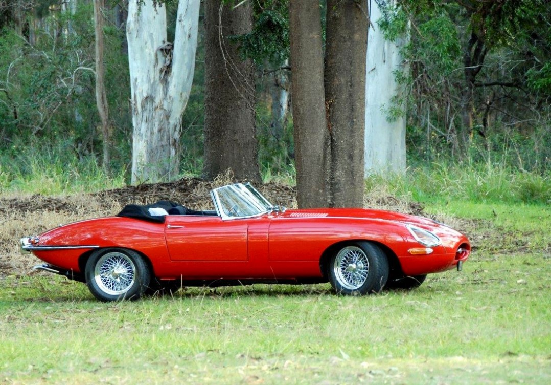 1959 Austin Healey 3000BT7 with overdrive