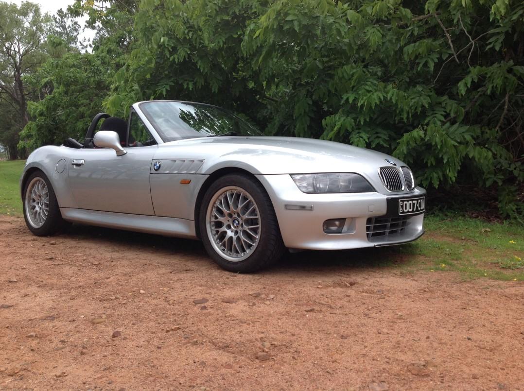2000 BMW Z3. 3 litre