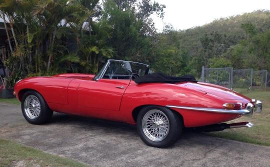 1968 Jaguar Series 1