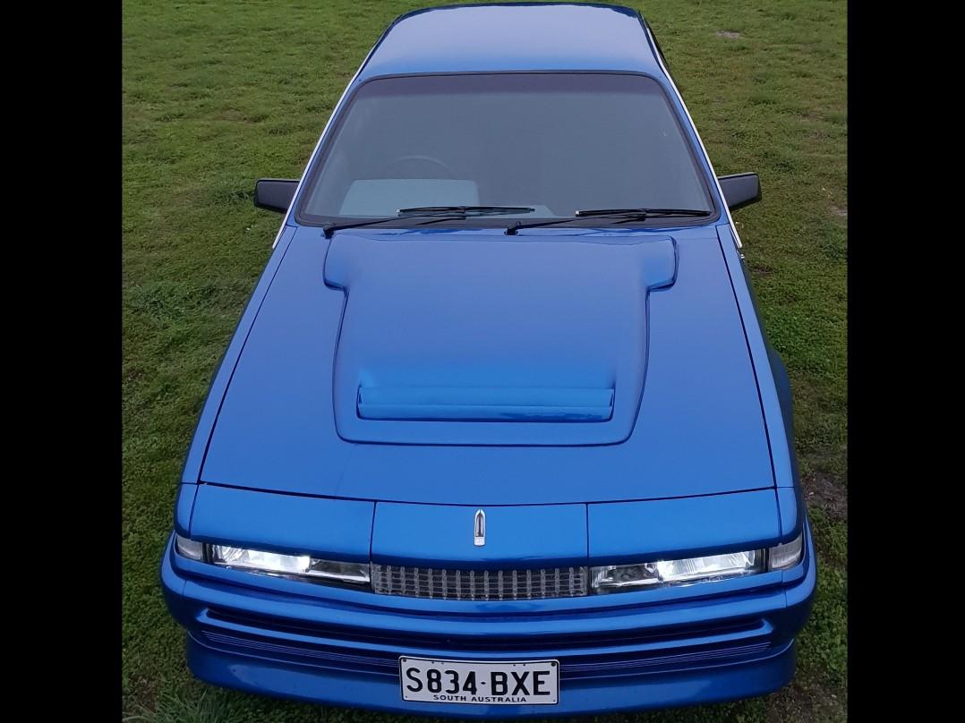 1986 Holden BERLINA