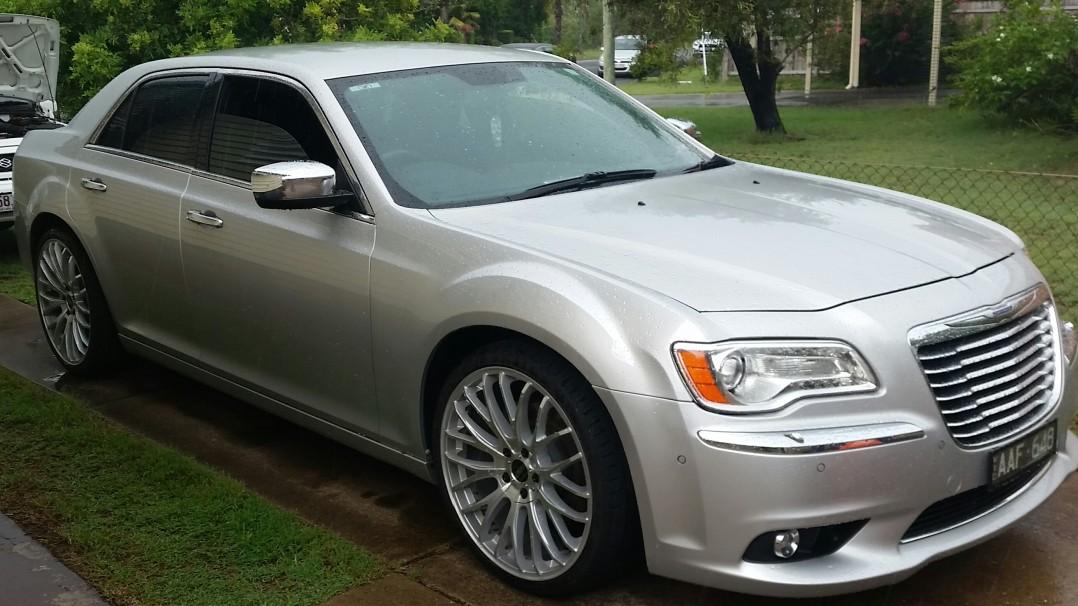 2012 Chrysler 300C 3.6 V6