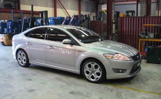 2008 Ford MONDEO XR5 TURBO