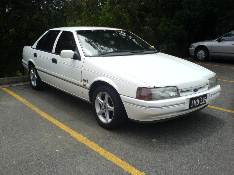 XR5,EB,Turbo,ZC,Ghia,Mondeo