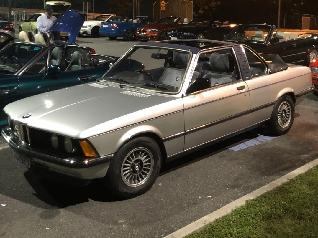 1980 BMW 323i