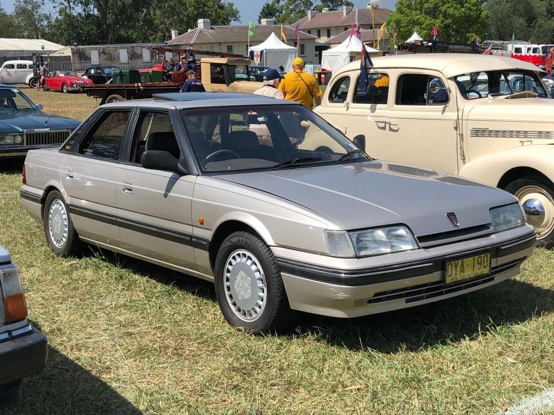 1988 Rover 825si