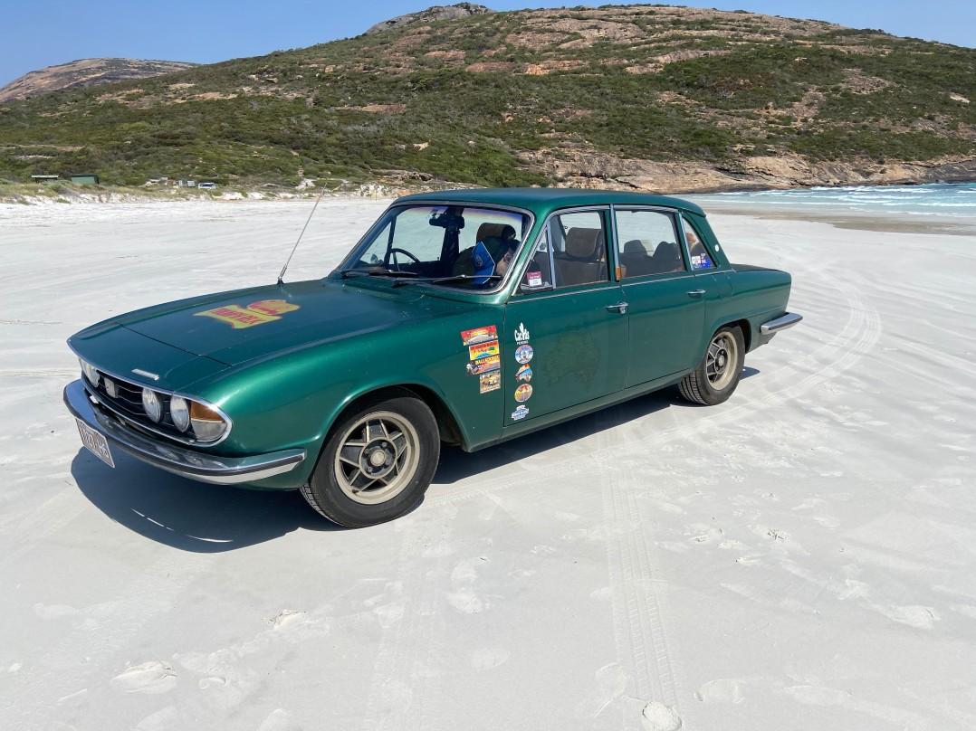 1974 Triumph 2500 TC