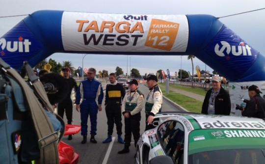 Richards and Oliver win Quit Targa West