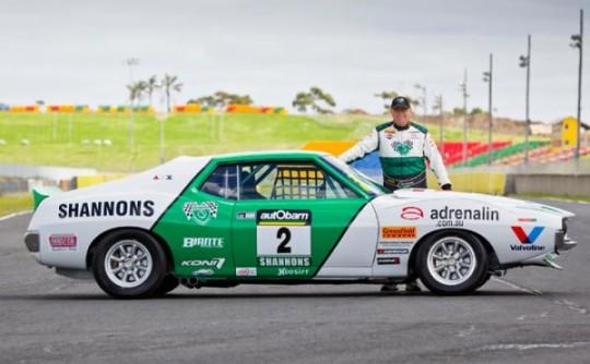 Richards finishes third at Sydney Motorsport Park