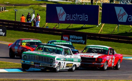Shannons Falcon Sprint performs well at Sandown TCM round