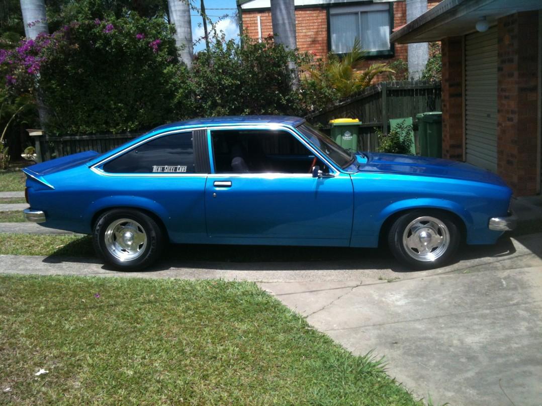 1978 Holden uc torana