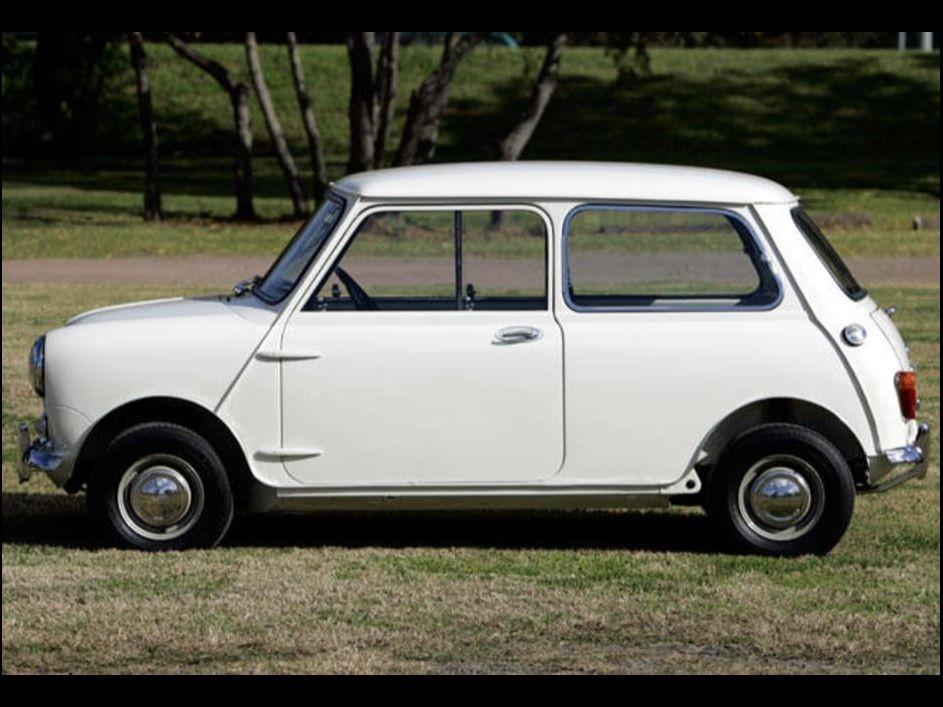 1963 Morris 850