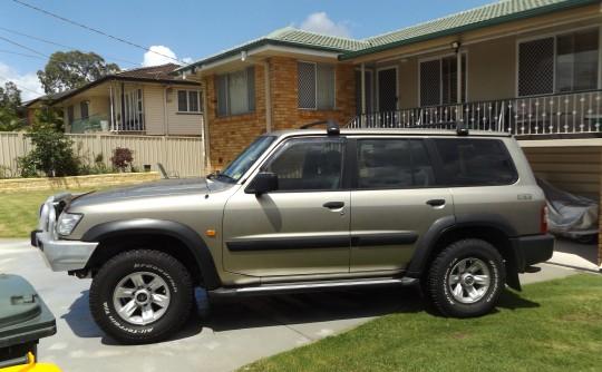 2008 Nissan GU