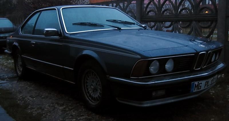 1984 BMW 635 CSi