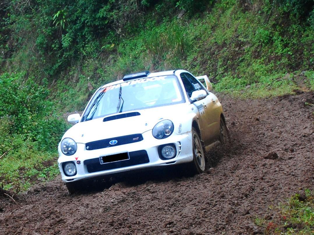 2002 Subaru WRX STi