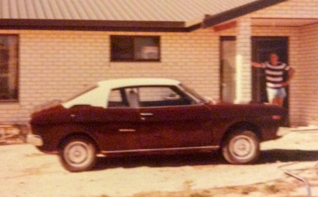 1973 Subaru 1400 RX Hardtop