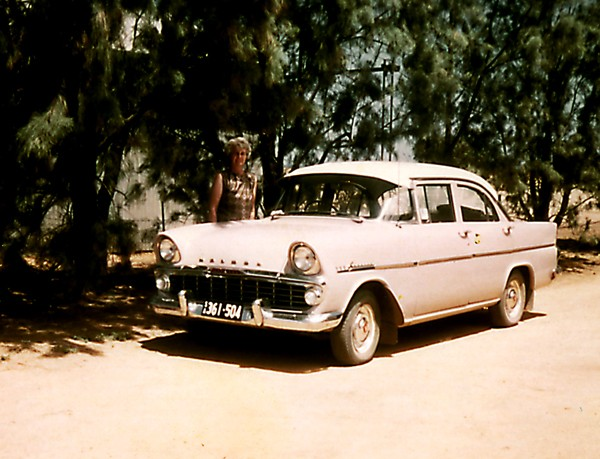 1962 Holden EK Special Hydra-Matic