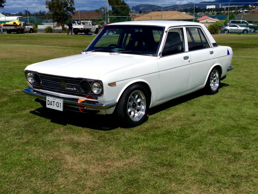 1969 Datsun 1600 510